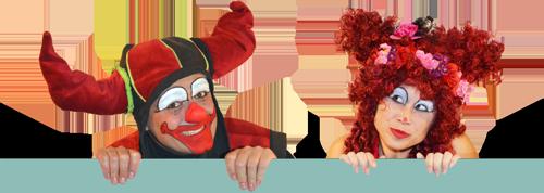 Clown Olivier